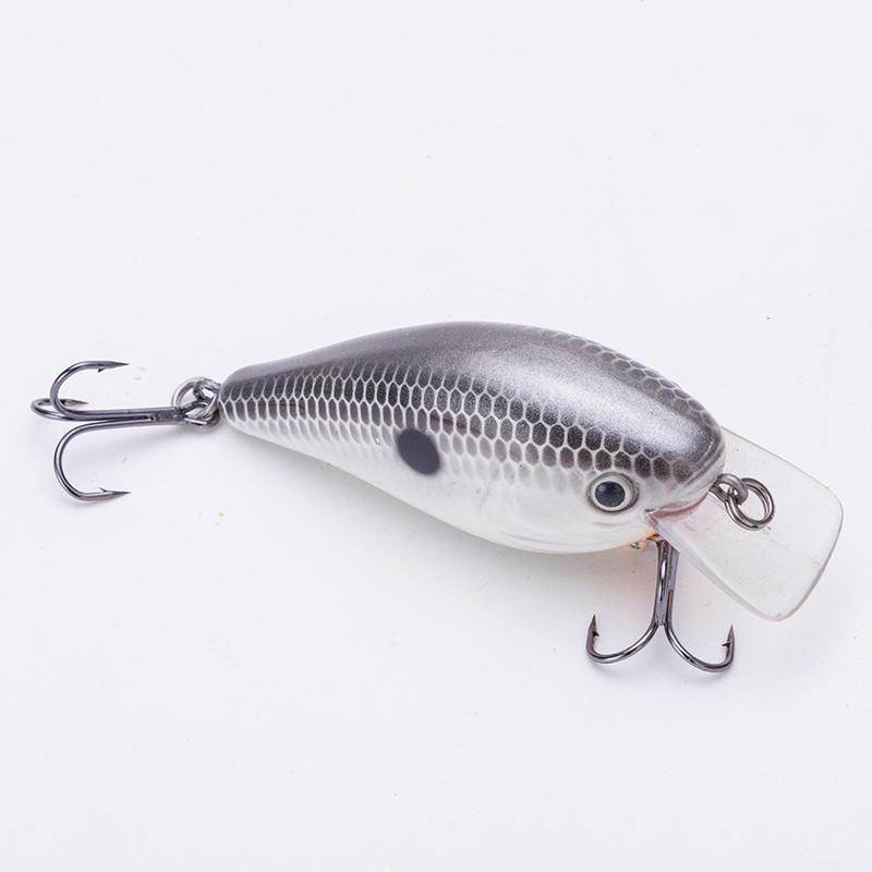 FISHING LURE 2.9INCH CRANK ABS PLASTIC HARD BAIT - YH04