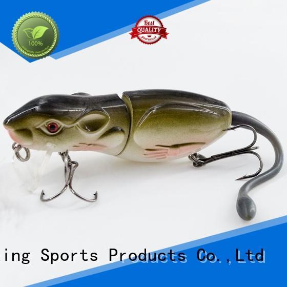 Zhenxing Fishing Lures bass lures free sample