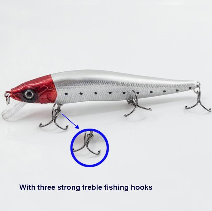 Zhenxing Fishing Lures bass fishing lures handmade-5