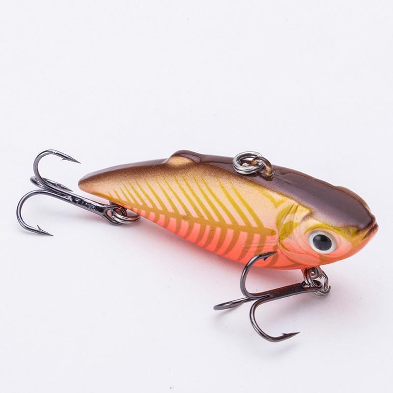 Zhenxing Fishing Lures hot-sale bass fishing lures round-4