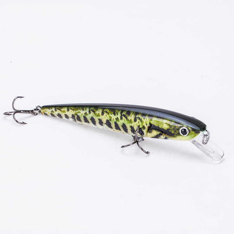 Factory minnow lures floating minnow lures for bass ---YH03