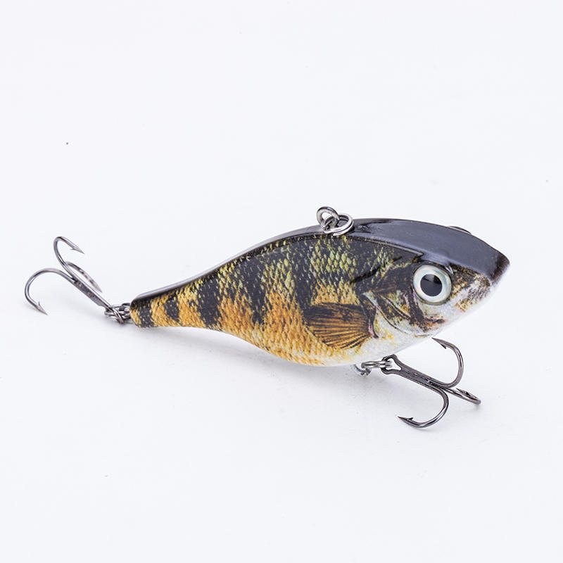 Factory 3.1inch 19.5g vibration fishing bait lures---YH06