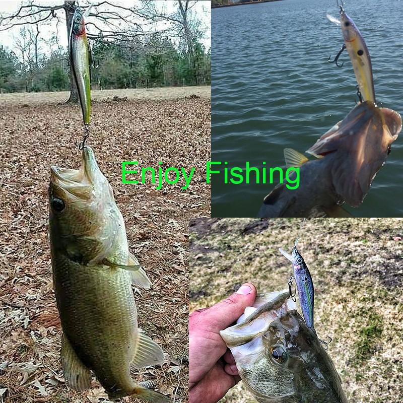 Zhenxing Fishing Lures bass fishing lures handmade-8