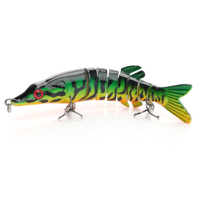 12cm 18.5g Wobblers Pike Fishing Lures