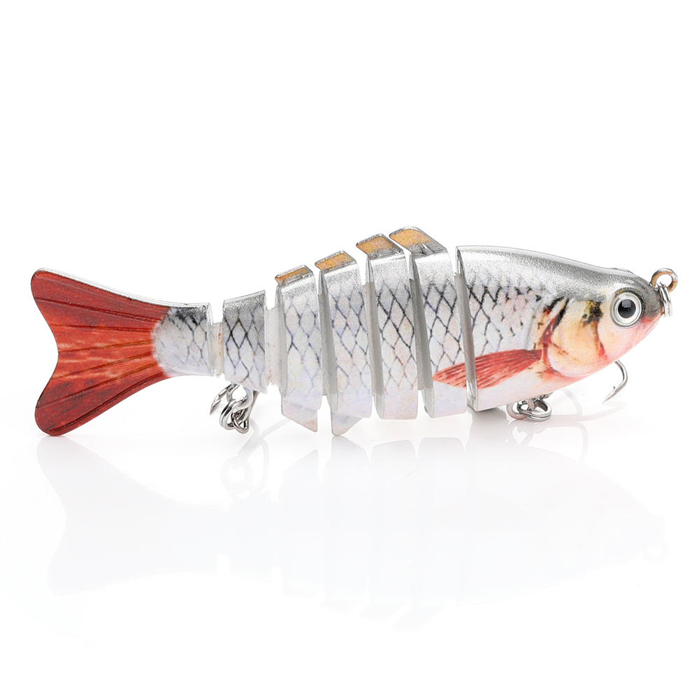 10cm 19g 7 Segments Fishing Lure