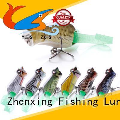 Zhenxing Fishing Lures hard spinnerbait round high-quality