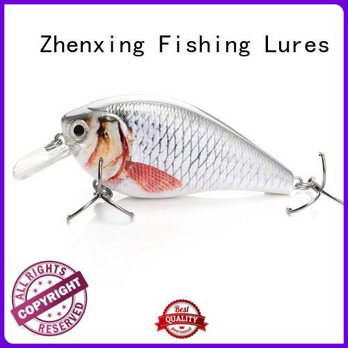 Zhenxing Fishing Lures abs crankbait high-quality