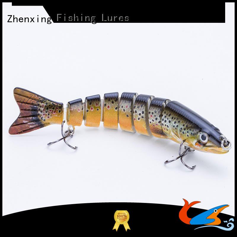 Zhenxing Fishing Lures hot-sale fly fishing lures free sample