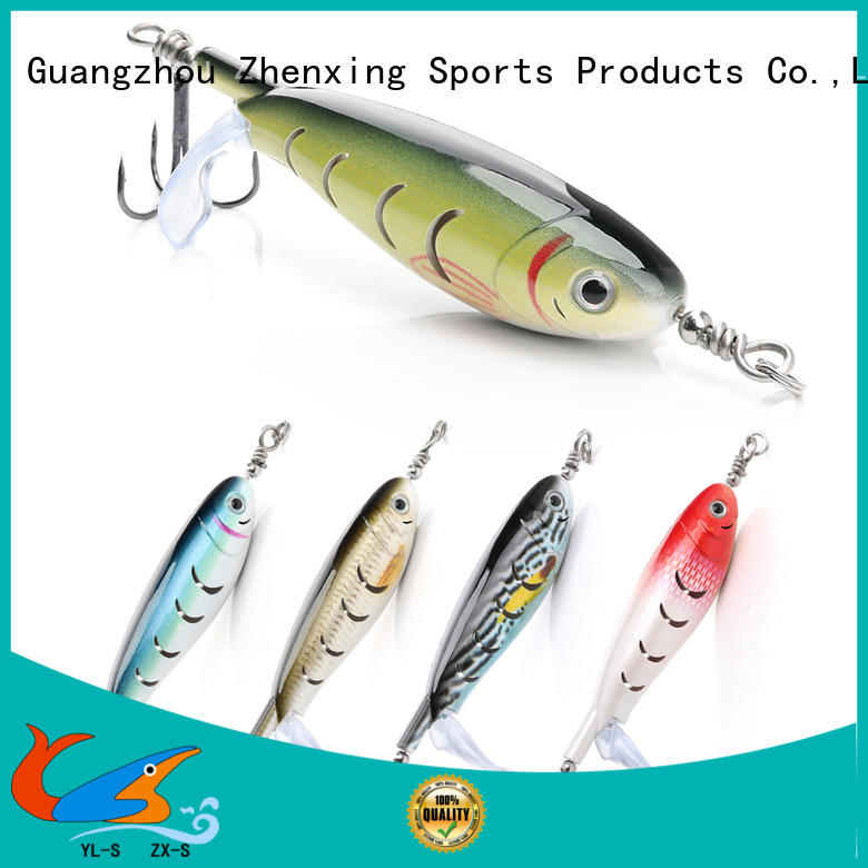 Zhenxing Fishing Lures popular spinnerbait floating high-quality