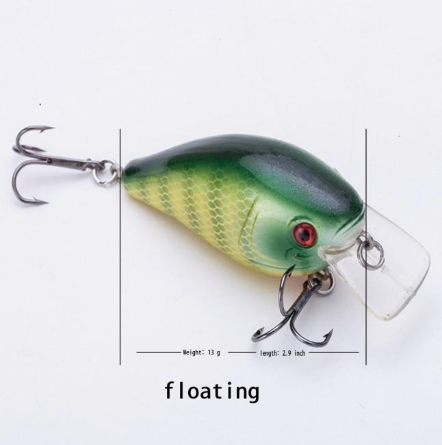Zhenxing Fishing Lures spinnerbait-2