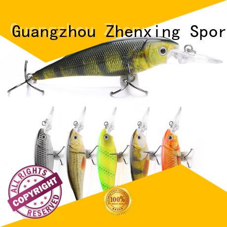 Zhenxing Fishing Lures popular bass fishing lures large strength