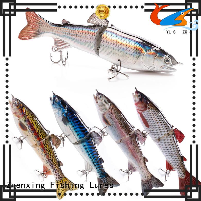 Zhenxing Fishing Lures hard crankbait handmade