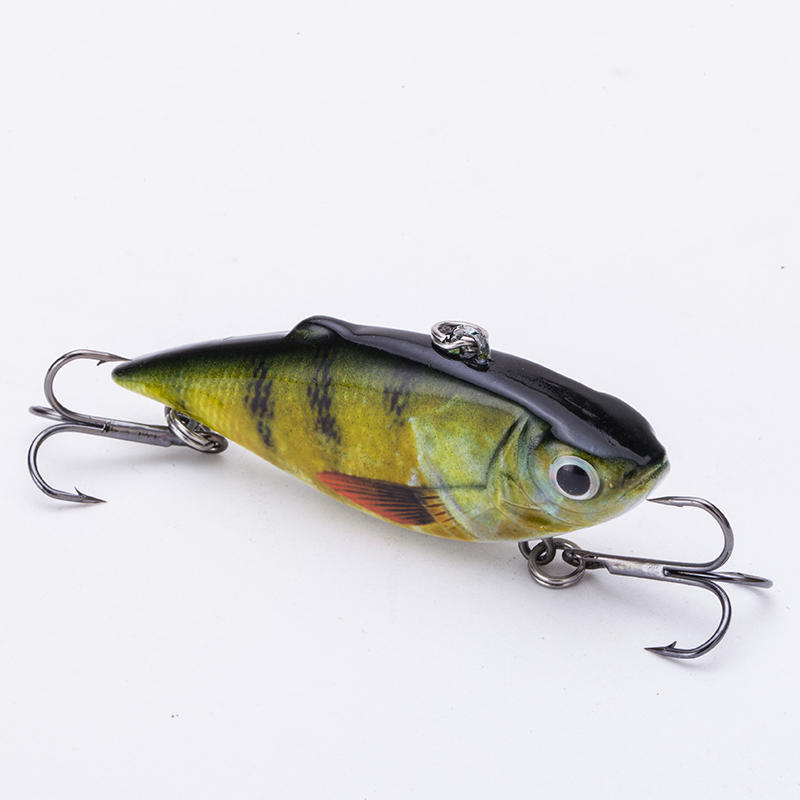 Zhenxing Fishing Lures hot-sale bass fishing lures round-2
